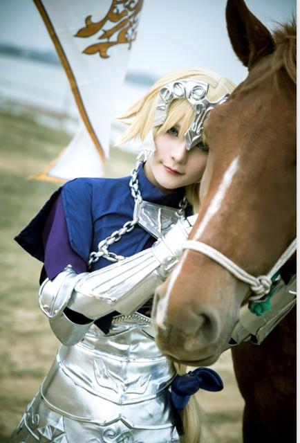 セイバーオルタやライダーほか、劇場版「Fate/stay night [Heaven's Feel]」に登場するキャラクターをコスプレ特集!-2