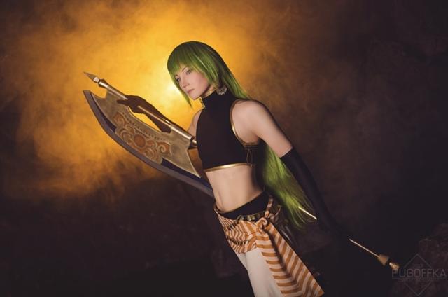 セイバーオルタやライダーほか、劇場版「Fate/stay night [Heaven's Feel]」に登場するキャラクターをコスプレ特集!-9