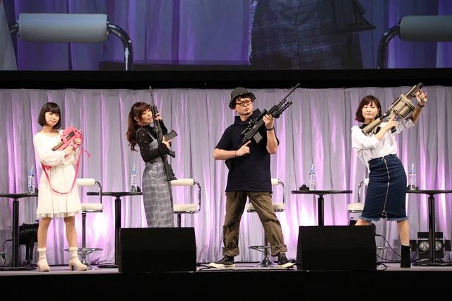『ガンゲイル・オンライン』楠木ともりがED主題歌を生披露!【AJ2018】