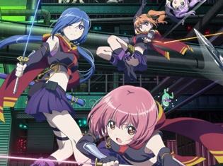 TVアニメ『RELEASE THE SPYCE』キービジュアル&PV第一弾が公開! 放送に先駆け、ユニット活動&キャラクターソングの発売も決定
