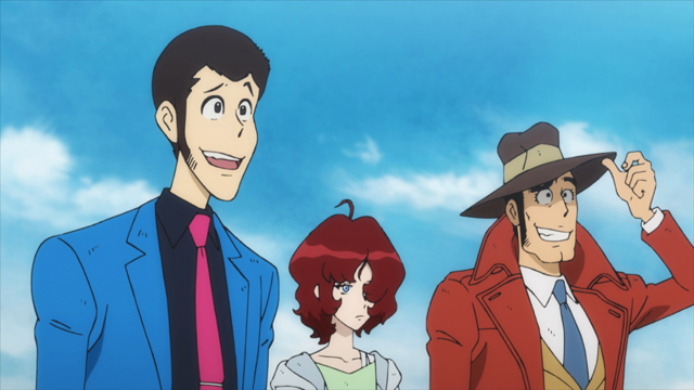 『ルパン三世 PART5』BD&DVD Vol.1のオーディオコメンタリーに、栗田貫一さん&小林清志さん出演-130