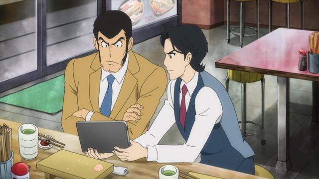 『ルパン三世 PART5』BD&DVD Vol.1のオーディオコメンタリーに、栗田貫一さん&小林清志さん出演-132