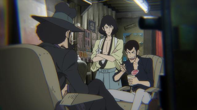 『ルパン三世 PART5』BD&DVD Vol.1のオーディオコメンタリーに、栗田貫一さん&小林清志さん出演-133