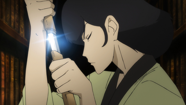 『ルパン三世 PART5』BD&DVD Vol.1のオーディオコメンタリーに、栗田貫一さん&小林清志さん出演-123