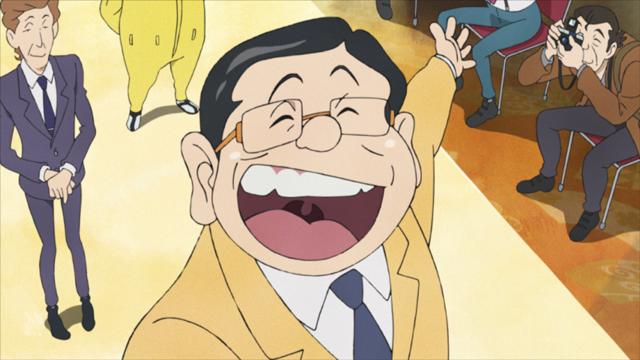 『ルパン三世 PART5』BD&DVD Vol.1のオーディオコメンタリーに、栗田貫一さん&小林清志さん出演-116