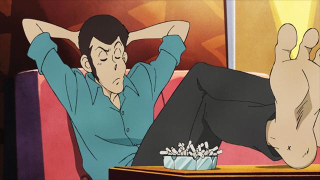『ルパン三世 PART5』BD&DVD Vol.1のオーディオコメンタリーに、栗田貫一さん&小林清志さん出演-117