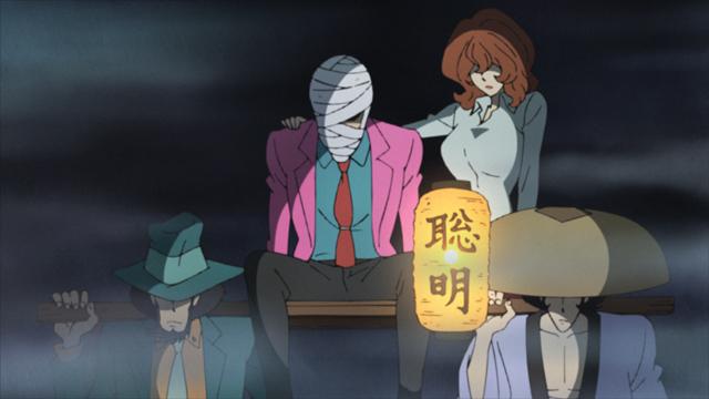 『ルパン三世 PART5』BD&DVD Vol.1のオーディオコメンタリーに、栗田貫一さん&小林清志さん出演-120