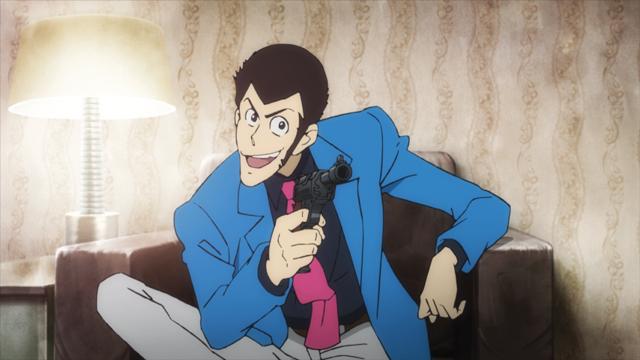 『ルパン三世 PART5』BD&DVD Vol.1のオーディオコメンタリーに、栗田貫一さん&小林清志さん出演-100