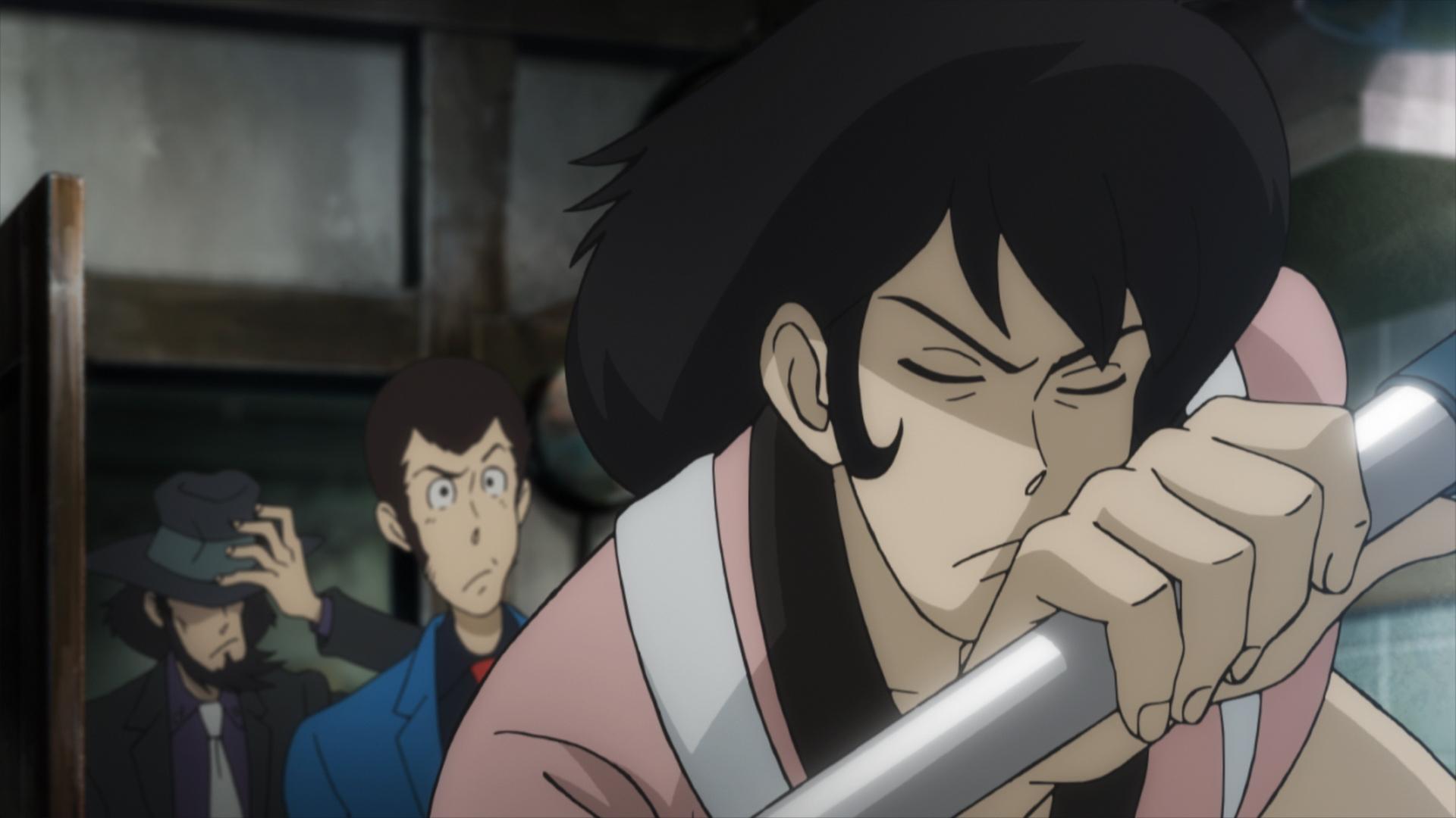 『ルパン三世 PART5』BD&DVD Vol.1のオーディオコメンタリーに、栗田貫一さん&小林清志さん出演-40