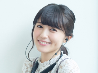 声優・逢田梨香子さんが高音質ワイヤレスヘッドホン「ATH-DSR5BT」でお気に入りの曲を聴く! 思い出の数々が詰まった曲たちから生まれる新たな感動