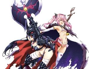 『ビキニ・ウォリアーズ』OVA第2弾が2018年7月27日発売決定! 喜多村英梨さん・藤田茜さん演じる闇のビキニ戦士が新登場