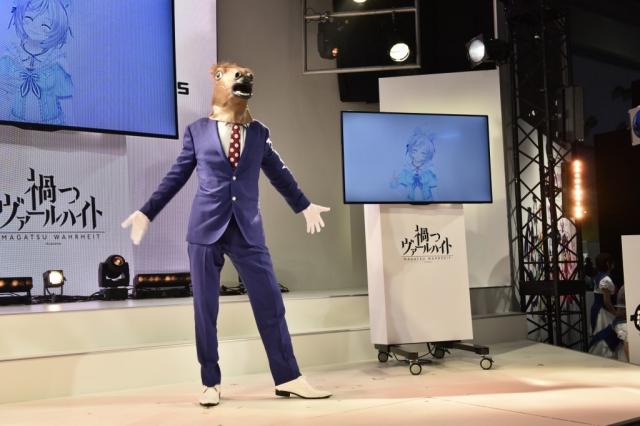 内田真礼さん、悠木碧さんがWヒロイン! アニメーション化プロジェクトも決定した『禍つヴァールハイト』トークショーをレポート【アニメジャパン2018】の画像-5