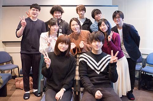 『リコグリ スィートドラマ2』出演声優陣にインタビュー
