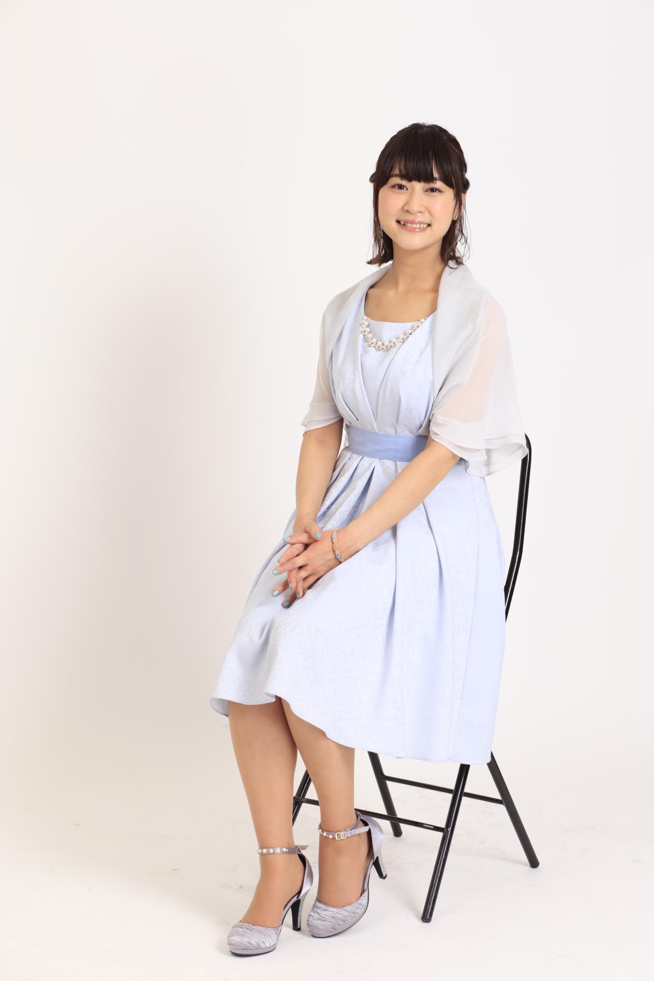 ▲本泉莉奈さん(薬師寺さあや/キュアアンジュ役)