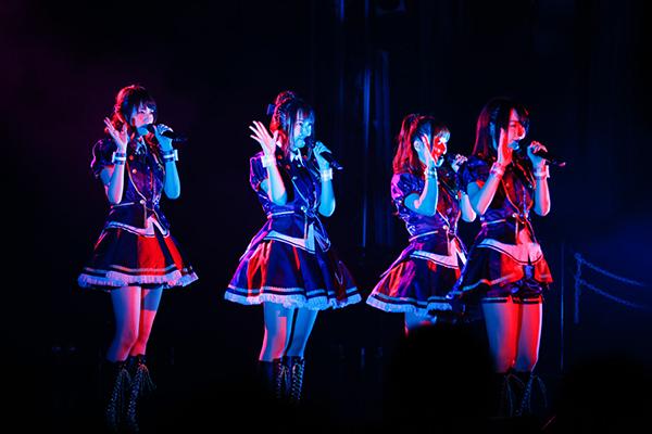 『アイドルマスター ミリオンライブ!』MTG05&MS07発売記念イベントレポート! 月下で歌う夜想曲がステージを歌劇場に変えた!-5