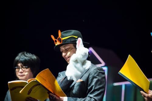 浪川大輔さん、KENNさん、岡本信彦さんら声優陣が舞台上を動き回る朗読劇!『明治東亰恋伽~ハイカラ浪漫劇場5~』【夜の部】をレポート
