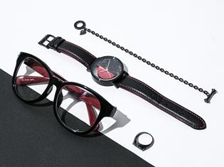 『ペルソナ5』より、腕時計やライダースジャケット、メガネなどのコラボファッションアイテムが一挙に登場!