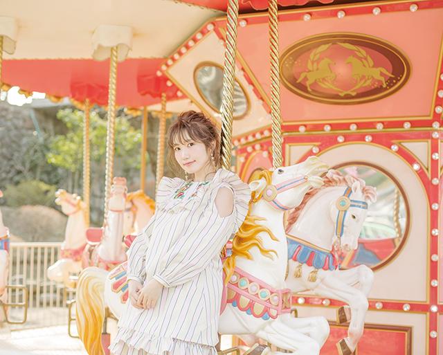 内田彩2ndシングルのジャケット&MV公開