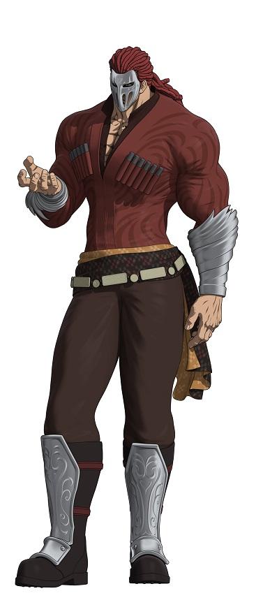 蒼天の拳 REGENESIS-2