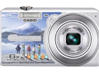 TVアニメ『ゆるキャン△』のデジタルカメラが登場! キャラクターと一緒に写真撮影ができる機能搭載&オリジナルネックストラップも付属