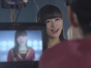 『魔法少女サイト』茜屋日海夏さんが歌うキャラクターソング「believe again」MV撮影現場の潜入レポート&収録後インタビューが到着!