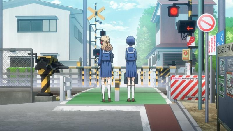 TVアニメ『踏切時間』のキービジュアル、追加声優陣、放送情報が公開! さらに駒形友梨さんが本作のOP曲で6月にCDデビュー決定!-5