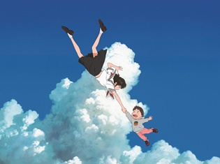 細田守監督最新作映画『未来のミライ』OPテーマ&主題歌を山下達郎さんが書下ろし! 9年ぶり2度目のタッグが実現!