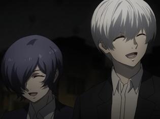 TVアニメ『東京喰種トーキョーグール:re』通期第15話より先行場面カット・あらすじ到着