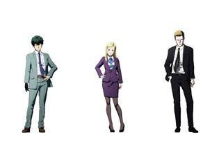 TVアニメ『イングレス』キャラクタービジュアル&メインスタッフのコメントが公開! 公式Twitterも始動!
