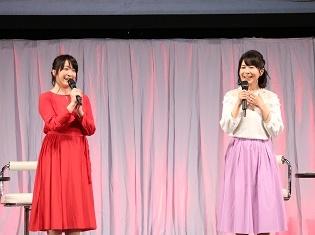 『Fate/EXTRA Last Encore』丹下桜さんと植田佳奈さんが軽妙トークを連発!【アニメジャパン2018】