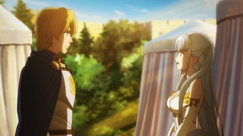 TVアニメ『LOST SONG』第1話あらすじ&先行場面カットが公開! リンは強く禁じられている「癒しの歌」を歌ってしまい……。