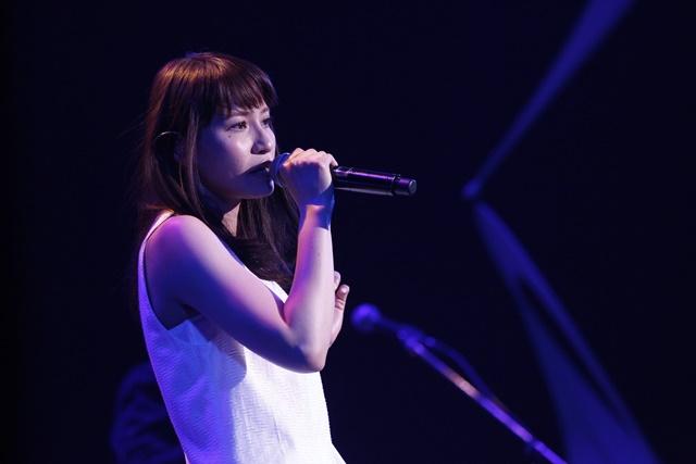 中島愛ライブツアーファイナル公演の公式レポートが到着