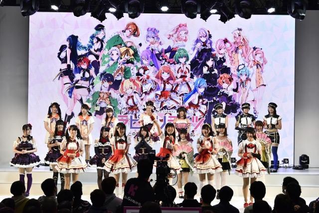 『ラピスリライツ ~この世界のアイドルは魔法が使える~』制作発表会&LIVEイベントをレポート【アニメジャパン2018】
