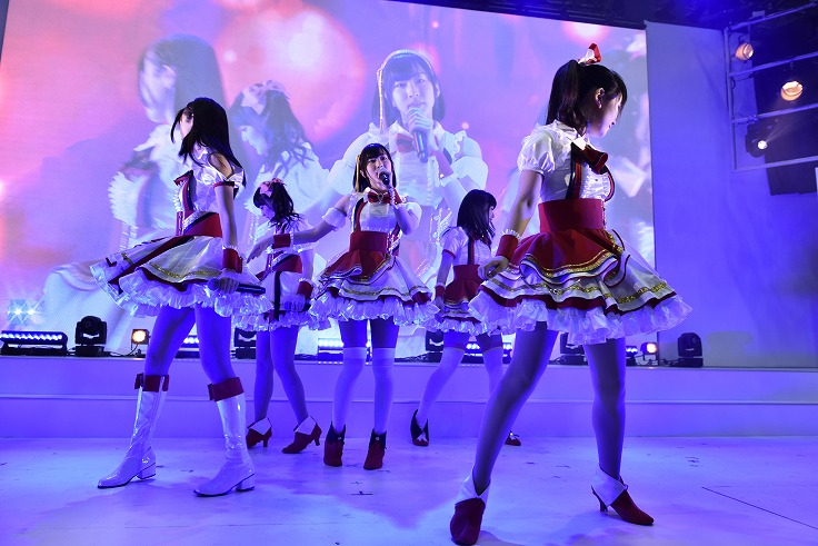 「Project PARALLEL」正式タイトルが『ラピスリライツ ~この世界のアイドルは魔法が使える~』に決定! 制作発表会&LIVEイベントをレポート【アニメジャパン2018】