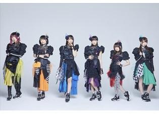 i☆Risが歌う『魔法少女サイト』OPテーマシングルより、ジャケ写&収録内容公開! アー写は澁谷梓希さんプロデュース