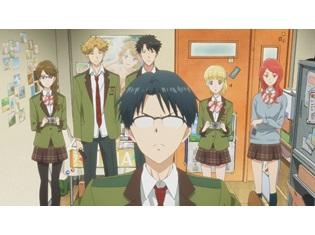 『多田くんは恋をしない』第2話より、先行場面カット公開! クラブ見学するテレサとアレクは、多田たちが所属する写真部へ……