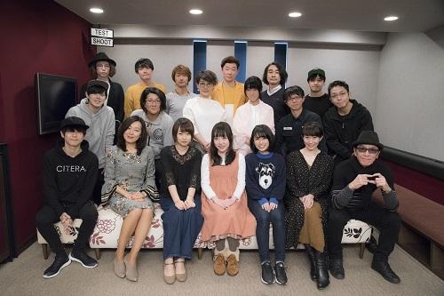 アニメ『ひそまそ』久野美咲、黒沢ともよらのコメントが到着!