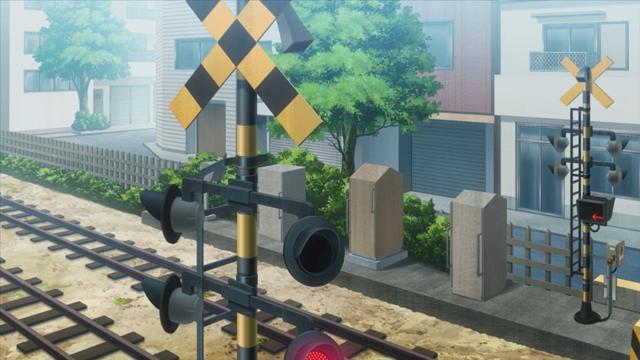 TVアニメ『踏切時間』のキービジュアル、追加声優陣、放送情報が公開! さらに駒形友梨さんが本作のOP曲で6月にCDデビュー決定!-12