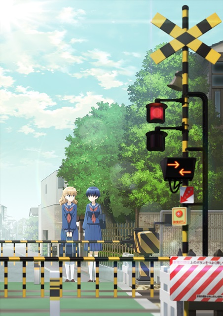 TVアニメ『踏切時間』のキービジュアル、追加声優陣、放送情報が公開! さらに駒形友梨さんが本作のOP曲で6月にCDデビュー決定!-83