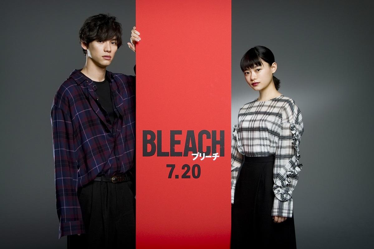 映画『BLEACH(ブリーチ)』福士蒼汰×杉咲花インタビュー | アニメイトタイムズ