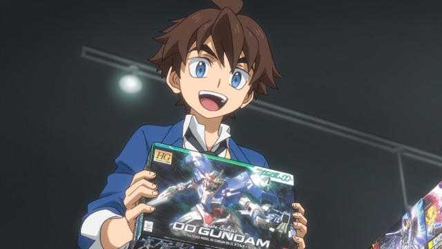 『ガンダムビルドダイバーズ』BD-BOX&DVDが発売決定! 第1話・プロローグの場面カットも到着