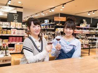 阿澄佳奈さんと加藤英美里さんが「イオン」へお買い物! 「イオンお買い物」アプリ限定番組『じょしのみッ!』よりおふたりの独占コメントをお届け
