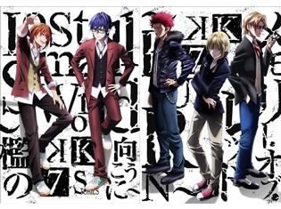 『K SEVEN STORIES』Episode 4&5の作品サイトオープン&キービジュアルと新キャラクターを公開!