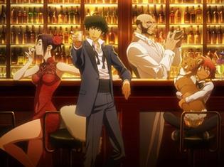 不朽の名作『カウボーイビバップ』とアニメイトカフェのコラボが決定 秋葉原・大阪日本橋の2店舗で開催!