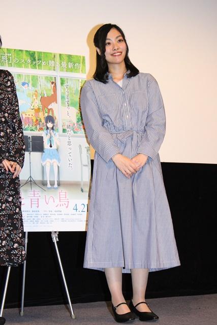 『リズと青い鳥』追加声優に、現役中学生女優&フィギアスケート選手の本田望結さん決定! 主題歌はHomecomingsが担当-3