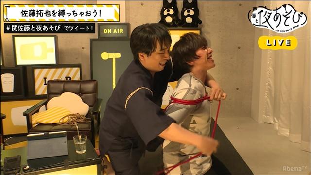 声優・梶裕貴さんが10月4日(木)放送の『人気声優にお願い!ランキング』にゲスト出演決定! 番組MCは三ツ矢雄二さんと関智一さん-3