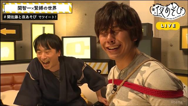声優・梶裕貴さんが10月4日(木)放送の『人気声優にお願い!ランキング』にゲスト出演決定! 番組MCは三ツ矢雄二さんと関智一さん-4