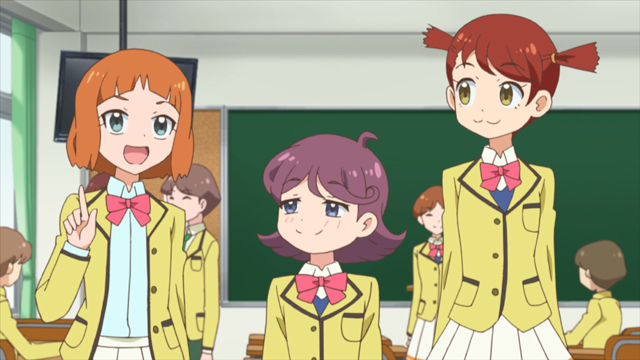 TVアニメ『キラッとプリ☆チャン』第38話先行場面カット・あらすじ到着!ミラクル☆キラッツの三人はある人物からとっておきの策を提案されて……-2