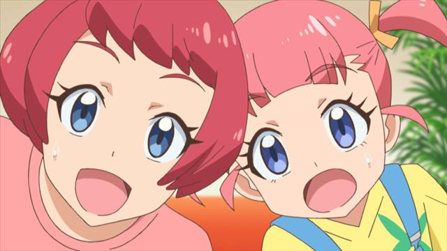 TVアニメ『キラッとプリ☆チャン』第38話先行場面カット・あらすじ到着!ミラクル☆キラッツの三人はある人物からとっておきの策を提案されて……-3