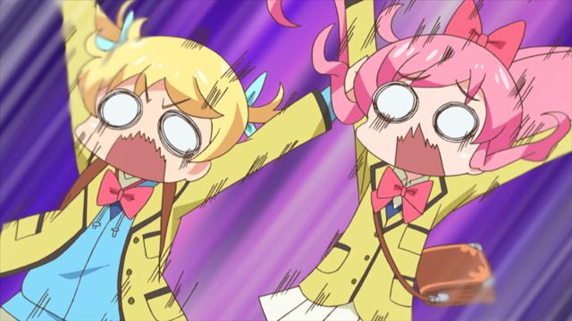 TVアニメ『キラッとプリ☆チャン』第38話先行場面カット・あらすじ到着!ミラクル☆キラッツの三人はある人物からとっておきの策を提案されて……-7